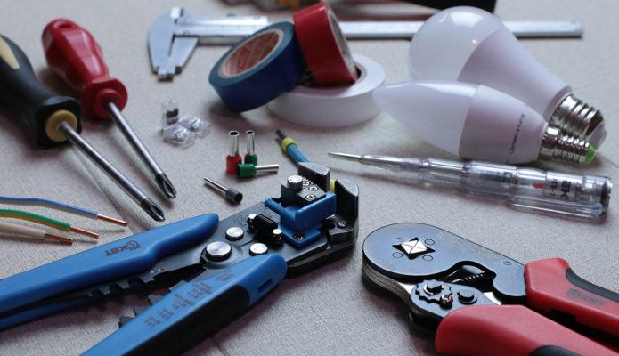 Narzędzia do serwisu terminali mobilnych