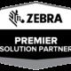 Serwis Zebra Premier Solution Partner logo