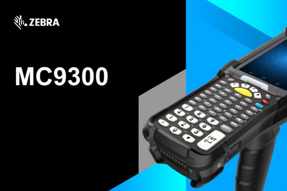 Nowy terminal mobilny Zebra MC9300