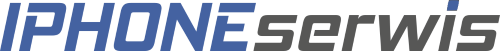 Iphone serwis logo