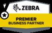 Serwis Zebra Premier Partner Logo